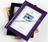 Wall hanging wood photo frames WP-008
