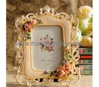 Resin Princess carved hollow photo frames RF-005