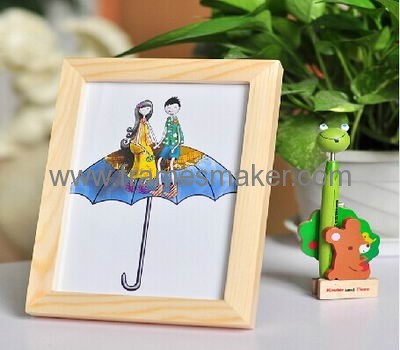 High quality wood picture frames WP-014