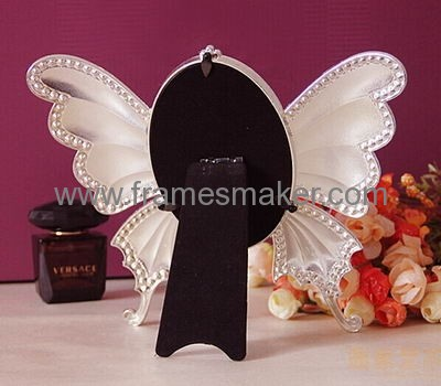 Zinc alloy butterfly metal photo frame MP-016-2