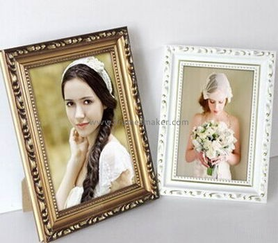 Solid  wood gold photo frames WP-012