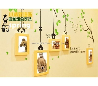 Wood Photo Frame Wall Collage WP-020