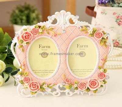 resin twins photo frames RF-009