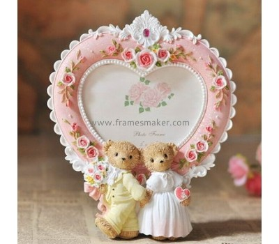 Resin Teddy bear photo frames RF-008