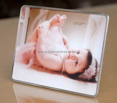 "7"" table top metal photo frames MP-011"