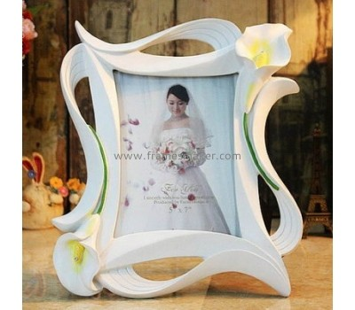 Fashion creative poly resin photo frame RF-012
